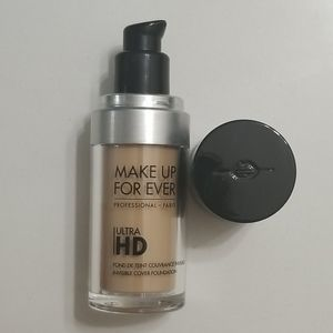 makeup forever ultra HD foundation 117 y225